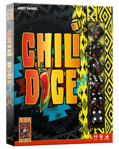 Chili Dice - Dobbelspel